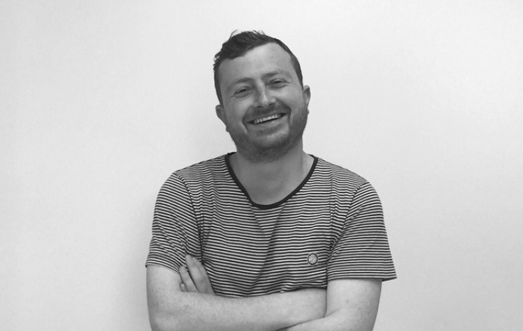 Andrew Larking hired as Creative Director