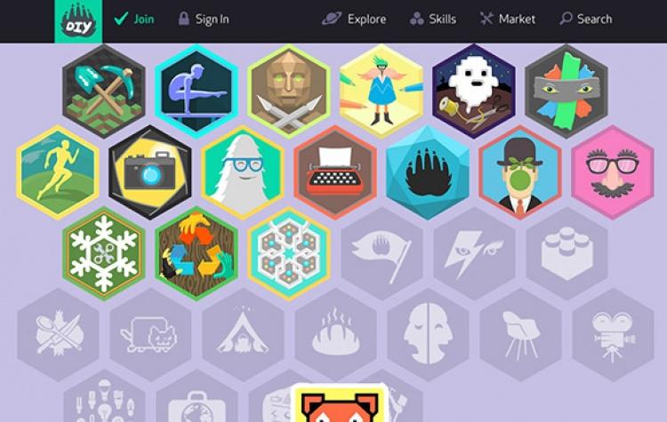 Creative design for community websites