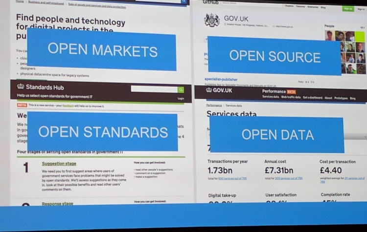 The future of UK Government and open source