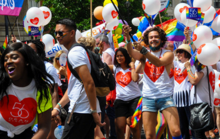 What does Pride London 2017 have to do with work? Everything.