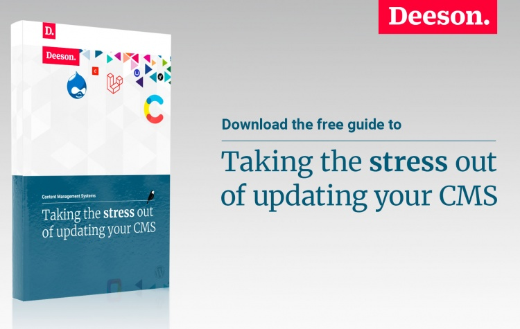 Taking the Stress out of Updating Your CMS