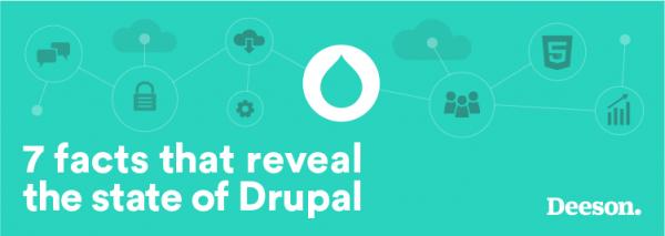 7 facts that reveal the true state of Drupal