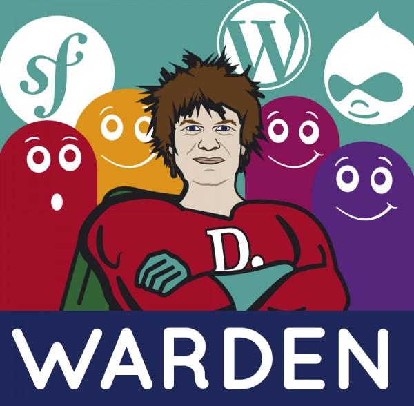 Warden.