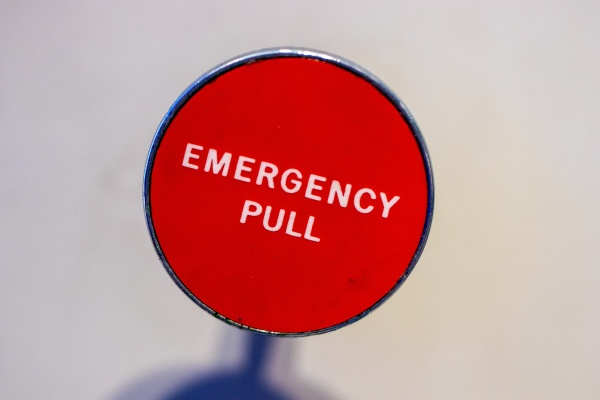 Emergency Pull Cord