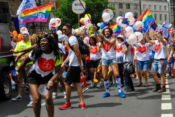 Pride London 2017