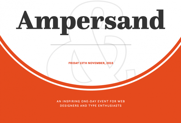 ampersand conference