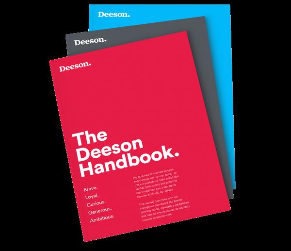 Deeson handbook